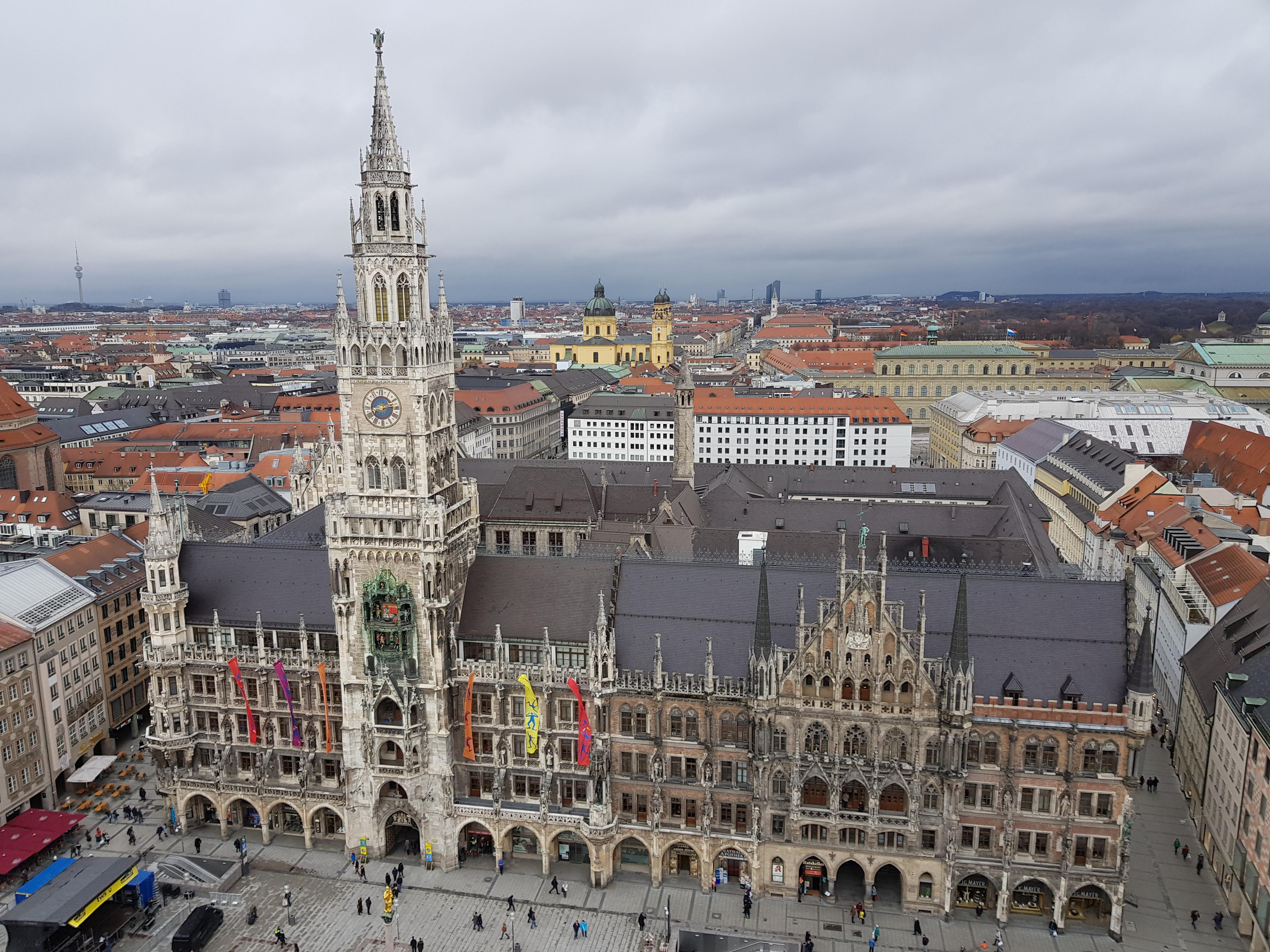 Múnich Alemania Una Ciudad Con Clase