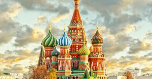 Moscú Rusia Una Maravilla de Lugar
