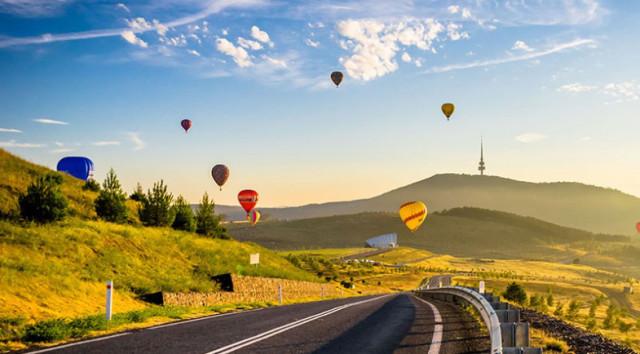 Canberra La Ciudad Artificial y Corazón Australiano