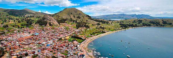 Copacabana Regresando a la Cultura Inca