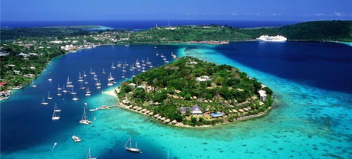 Islas Salomón Mil Islas Repartidas Por Oceanía