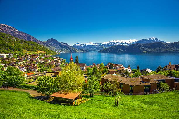 Lucerna Conoce La Ciudad Cultural De Suiza
