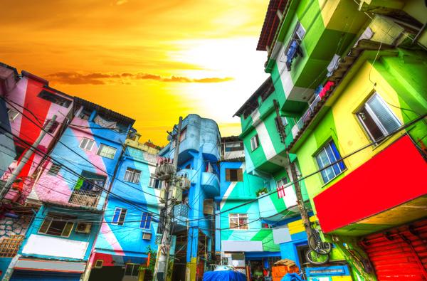La Ciudad Maravillosa De Rio De Janeiro