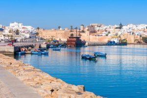 Tradición Y Modernidad De Rabat, Capital De Marruecos.