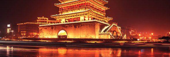 Xi An Turistica y Cultural Ciudad China