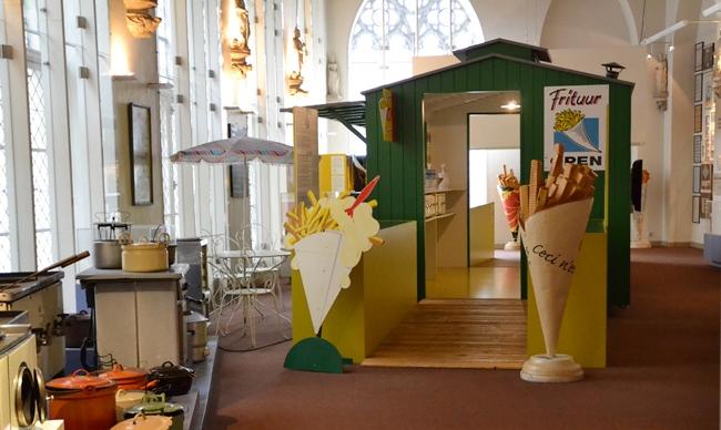 Que Ver En Brujas, La Medieval Ciudad De Bélgica, Friet Museum