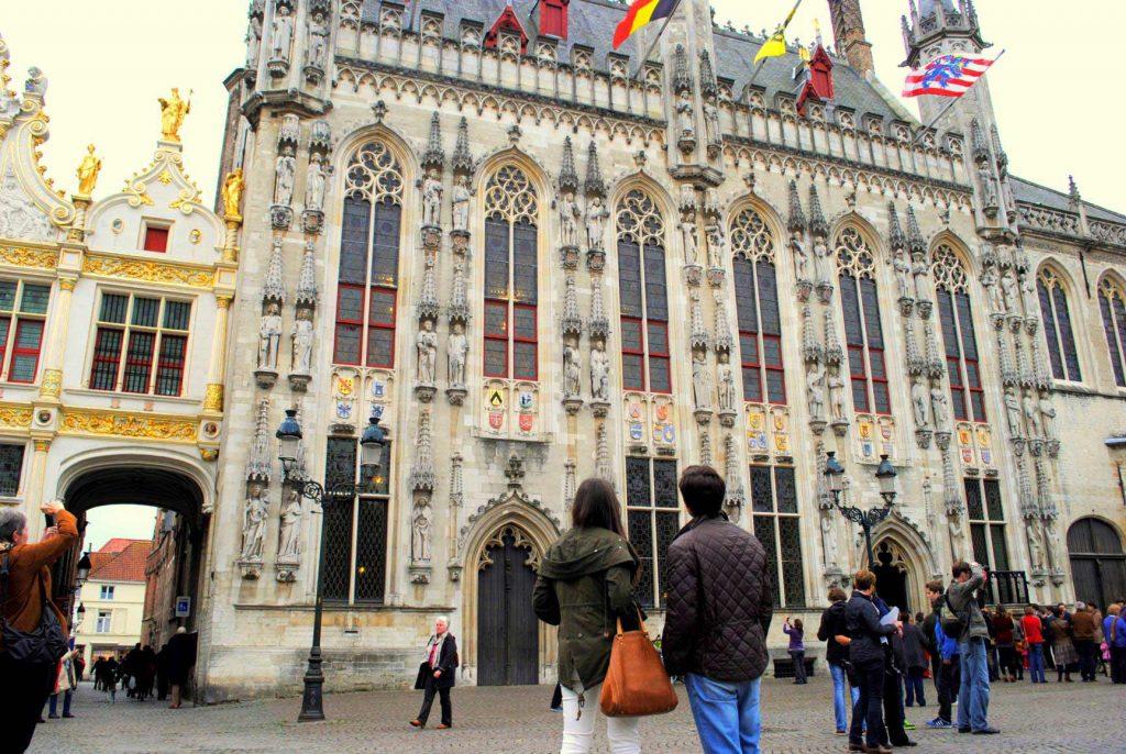 Que Ver En Brujas, La Medieval Ciudad De Bélgica