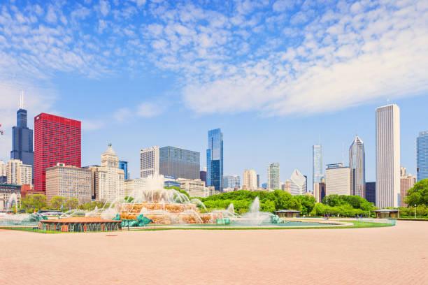 Viajar A Chicago Datos Para Tu Gran Viaje, Buckingham Fountain