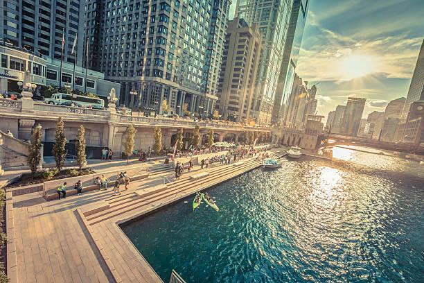 Viajar A Chicago Datos Para Tu Gran Viaje, Chicago Riverwalk