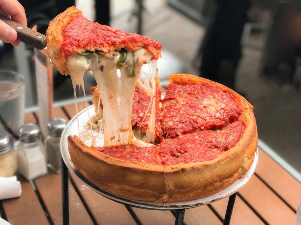 Viajar A Chicago Datos Para Tu Gran Viaje, Pizza de Chicago