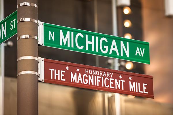 Viajar A Chicago Datos Para Tu Gran Viaje, The Magnificent Mile