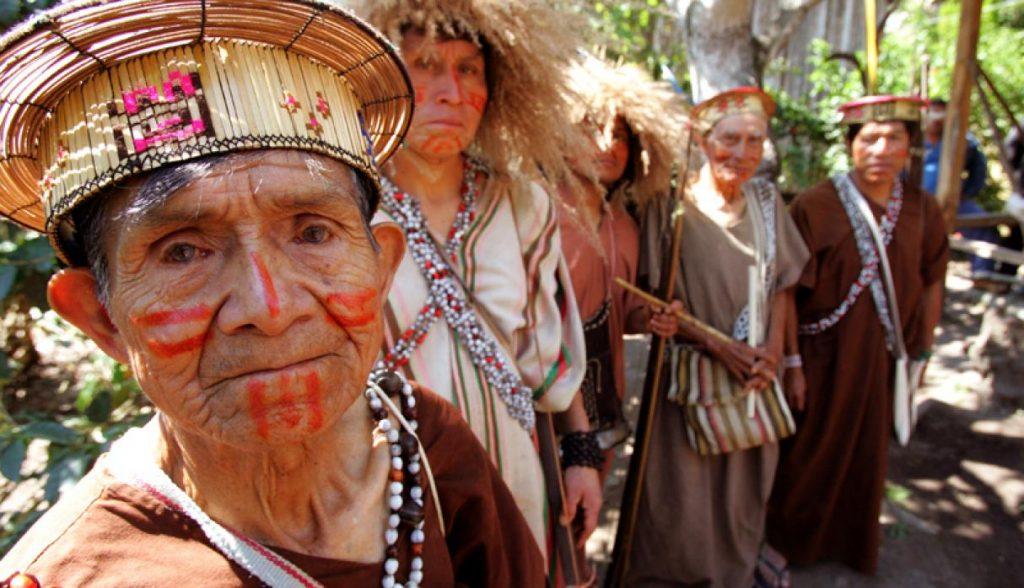 Viaje A La Merced, Ciudad Cafetalera Del Perú, Yaneshas y Asháninkas