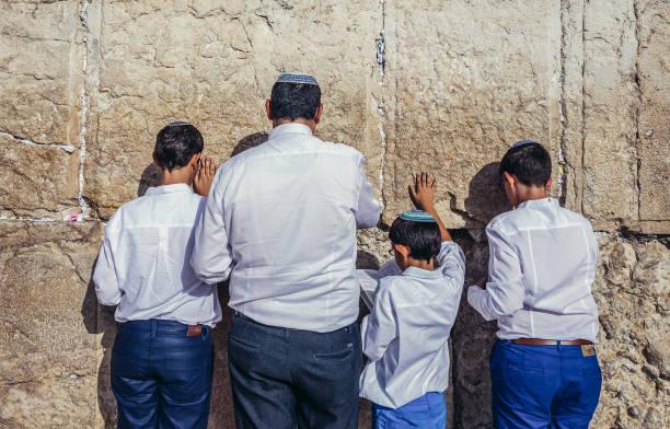 Tierra Santa de Jerusalén, Beatas Tierras De Israel, Muro de los Lamentos
