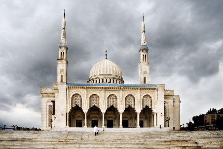 Constantina Argelia, La Ciudad De Los Puentes, Mezquita Emir Abdelkader
