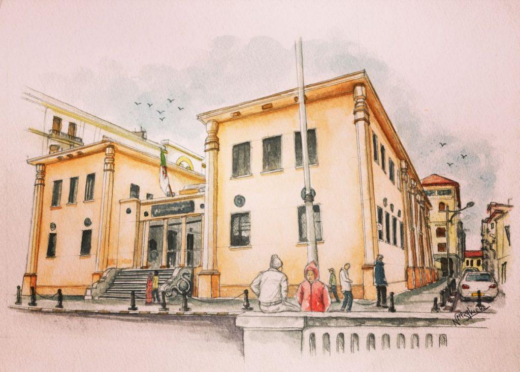 Constantina Argelia, La Ciudad De Los Puentes, Musée Cirta Constantine
