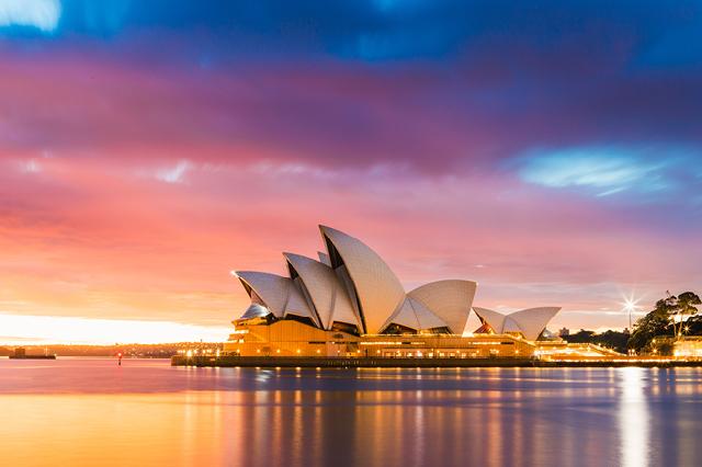 Sydney, 9 Lugares Que Debes Visitar, Casa de la Opera
