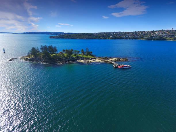 Sydney, 9 Lugares Que Debes Visitar, Isla Cockatoo