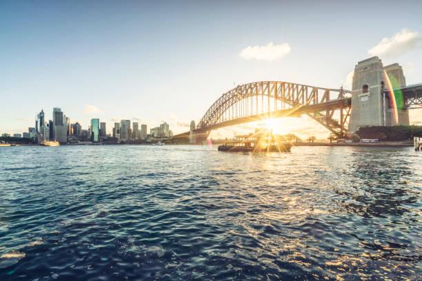 Sydney, 9 Lugares Que Debes Visitar, Puente del Puerto de Sydney