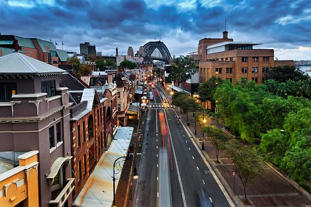 Sydney, 9 Lugares Que Debes Visitar, The Rocks