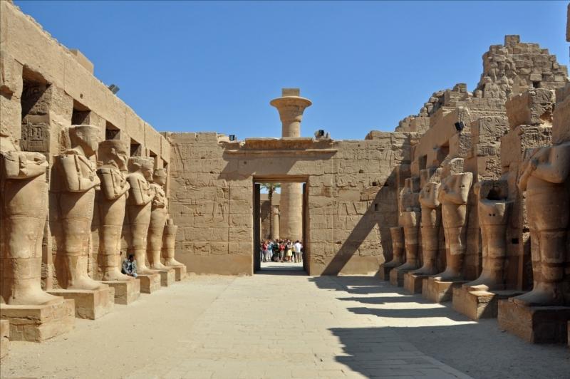 Lúxor La Urbe Monumental De Egipto
