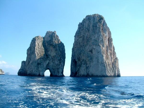 Los Farallones de Capri