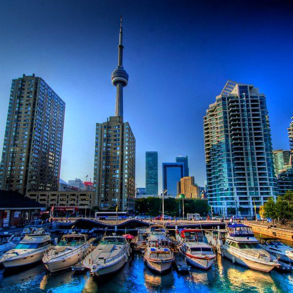 La Torre Olímpica Canadá