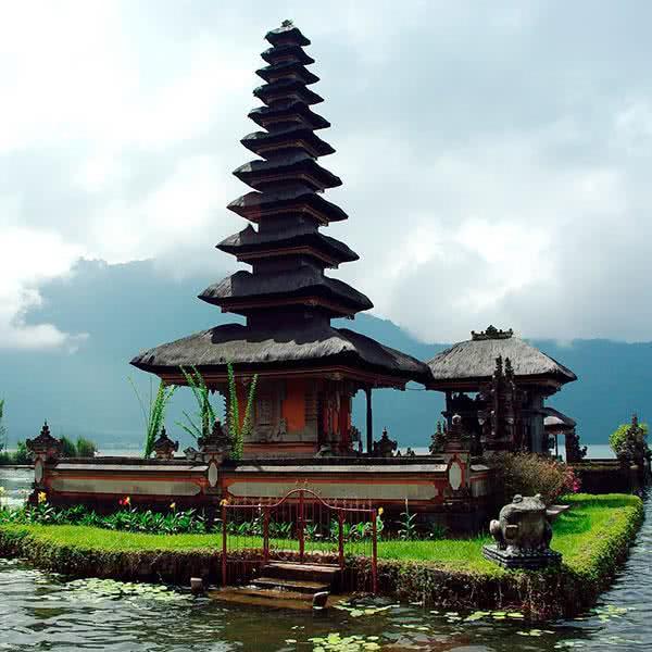 Los templos de Bali