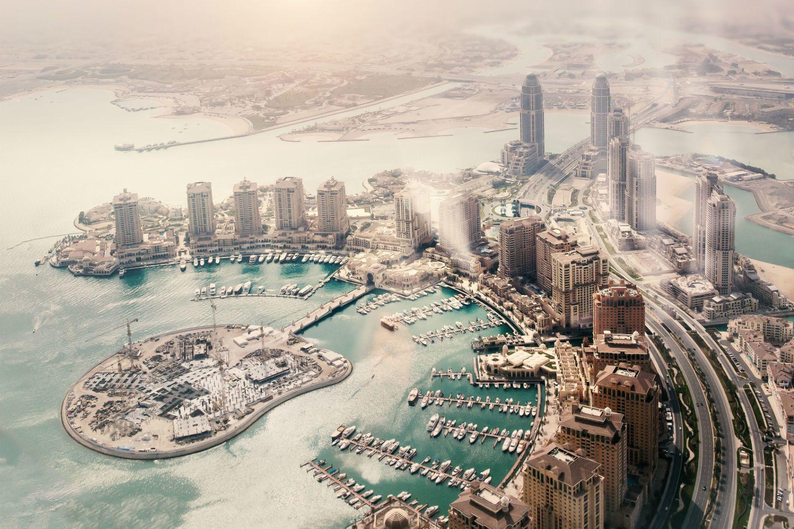 Qatar El País Muy Activo Y Con Mucha Diversidad