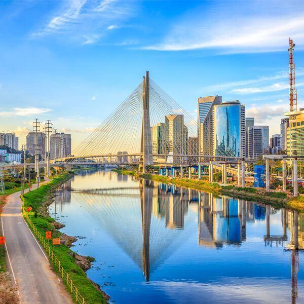 Descubre la Capital Virreinal de Brasil: Sao Paulo