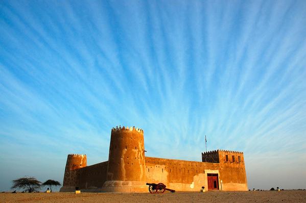 Fuerte Al Zubarah y La Urbe Descuidada