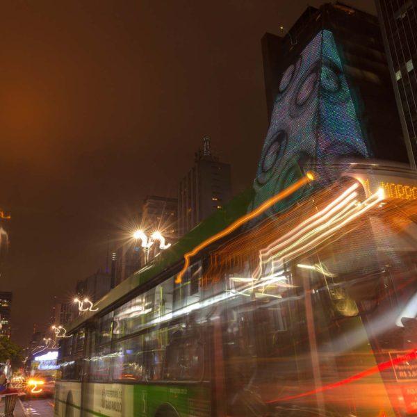 Bus Sao Paulo - Brasil