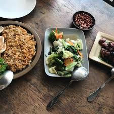 el alimento de Bali