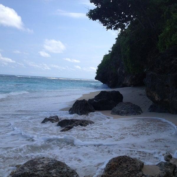 las playas de bali