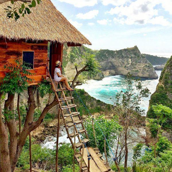 Los volcanes de Bali