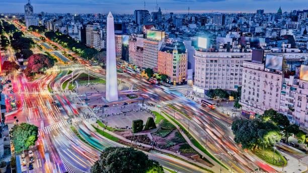Buenos Aires, La Gran Urbe Argentina, Obelisco