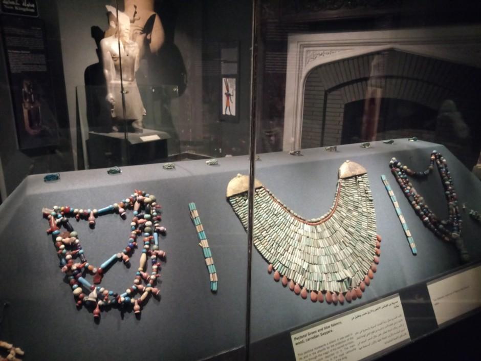 Museo Real de Joyas, Exposición de joyas