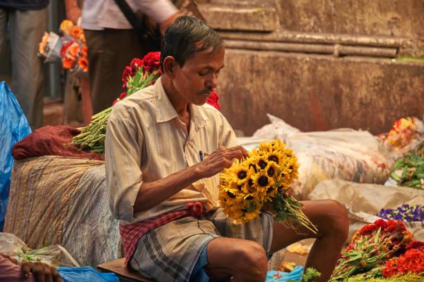 Calcuta, Mallick Ghat