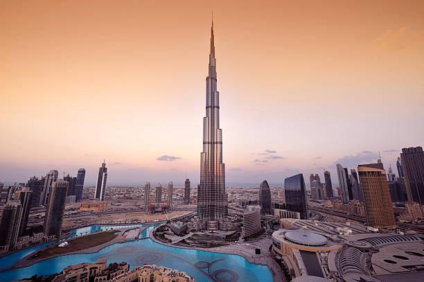 Dubai, Burj Khalifa.
