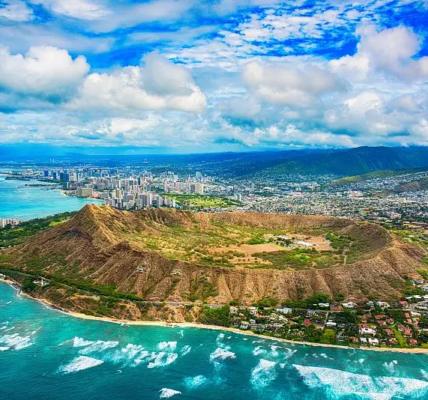 Honolulu, El Puerto Protegido de Hawai