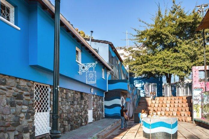 Santiago de Chile, Casa de Pablo Neruda