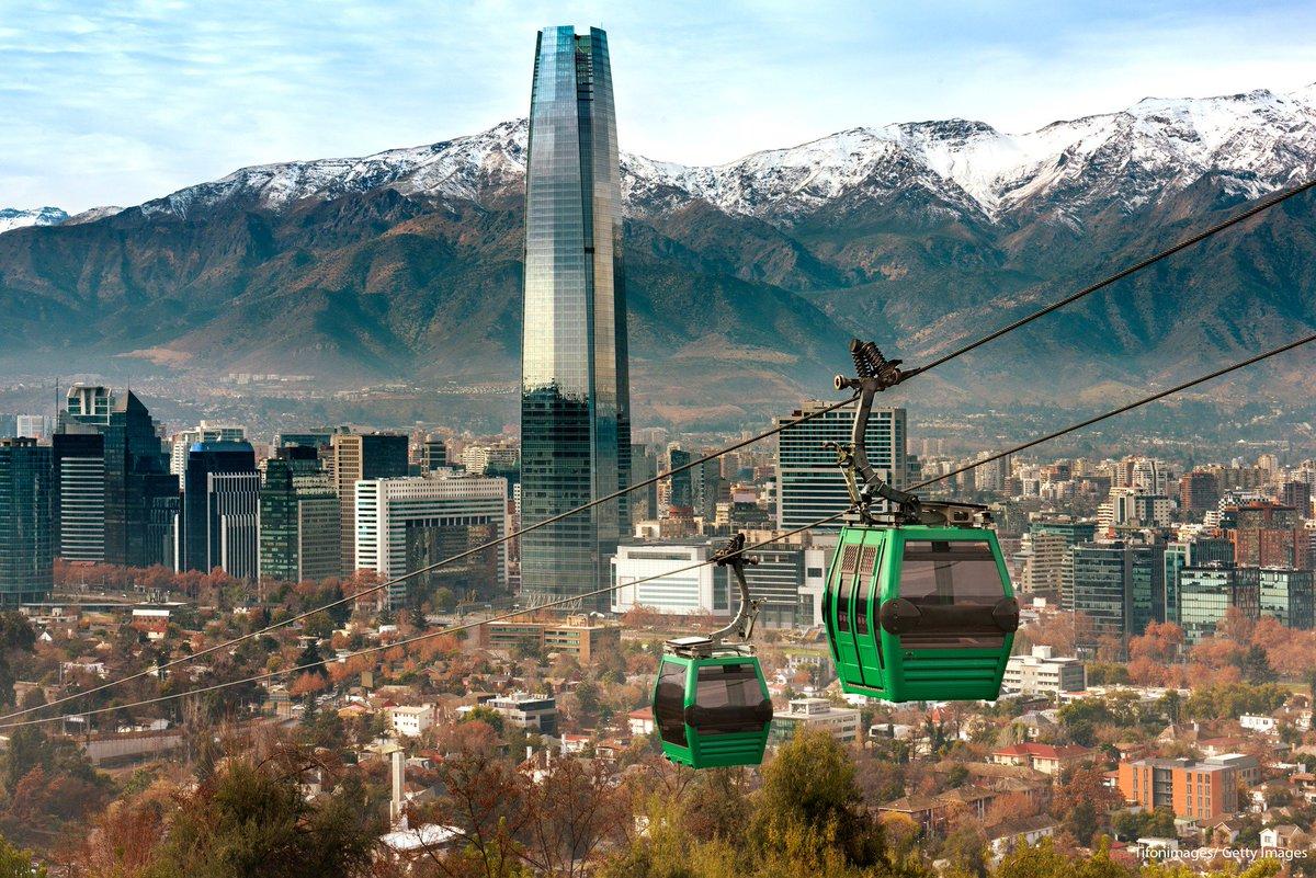 Santiago de Chile, Visitando La Capital Chilena.
