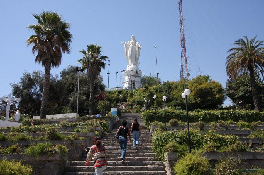 Santiago de Chile, San Cristobal