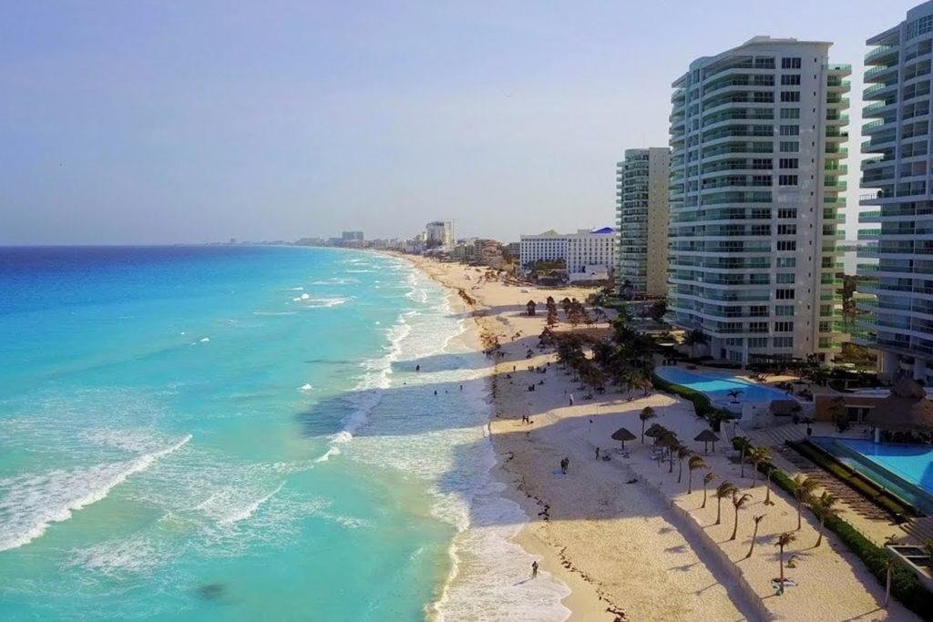Conoce las Mejores Playas Públicas en Cancún. Playa Chach Mool.