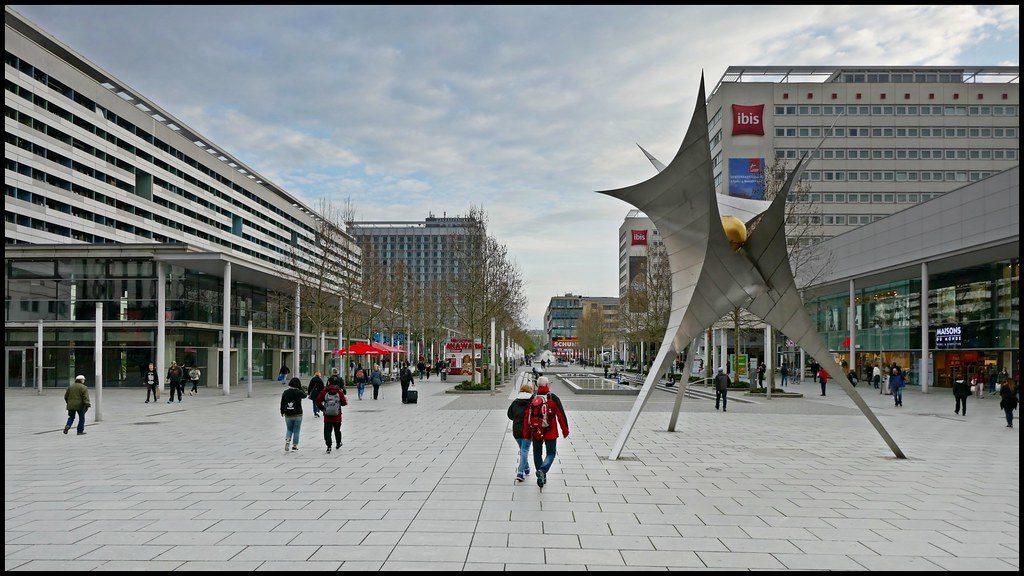 PragueStrasse