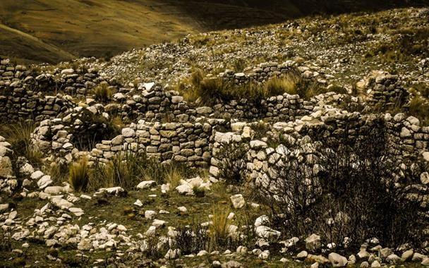 Centros Arqueológicos de Huajlasmarca