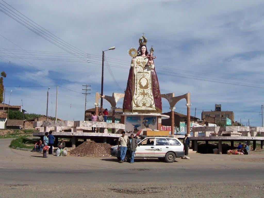 , Virgen del Rosario