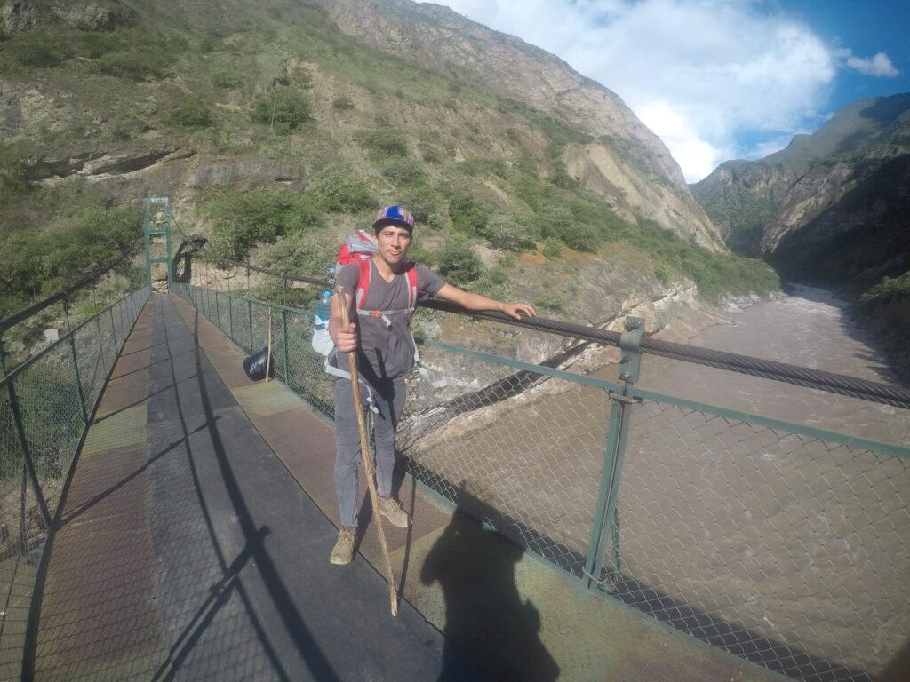 CHOQUEQUIRAO, El Último Refugio Inca. Rio Apurimac