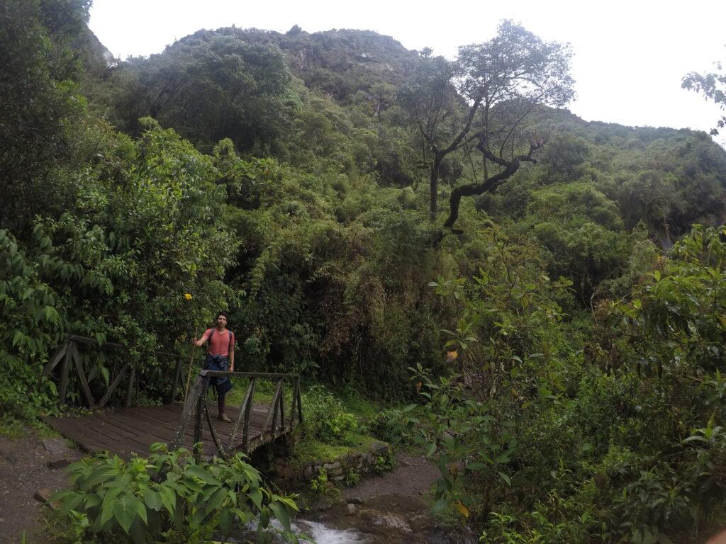 CHOQUEQUIRAO, El Último Refugio Inca.