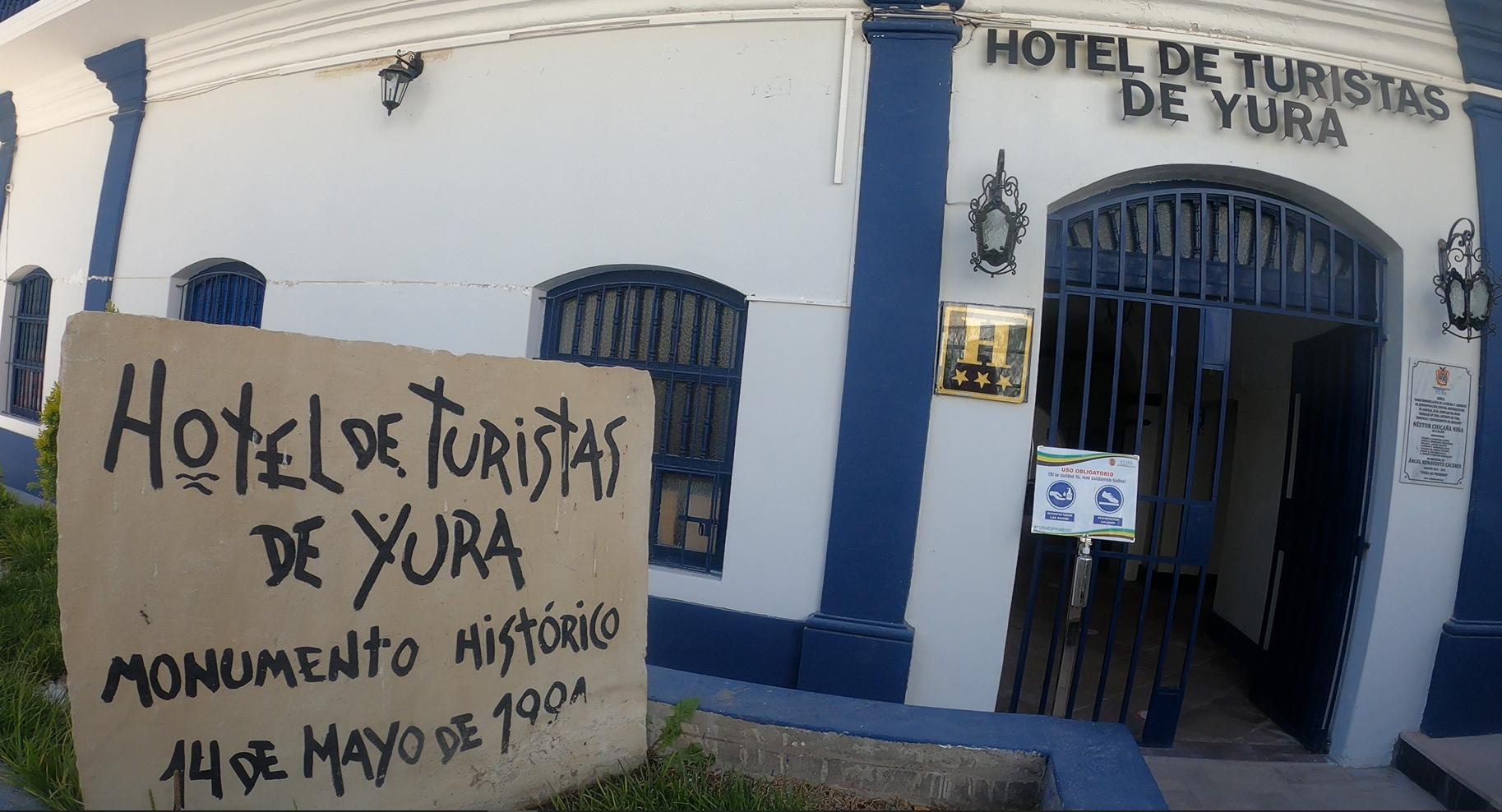 Hotel de turistas de Yura